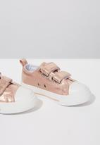 Cotton On - Mini classic trainer - pink