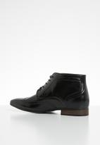MAZERATA - Magio brogue - black