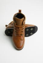 UrbanArt - Crocco 2 boot- tan