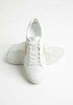 ALDO - Flatform sneaker - white