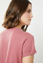 Cotton On - Classic arts tee - pink