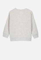 Cotton On - Sage crew - grey