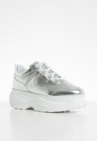 Public Desire - Rage sneaker - silver