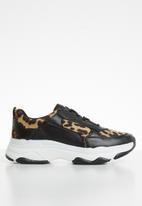 Public Desire - Fling flatform sneaker - multi