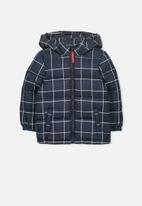 Cotton On - Frankie puffer jacket - navy