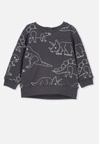 Cotton On - Billie sweater - charcoal