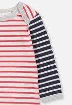 Cotton On - Mini long sleeve bubbysuit - multi
