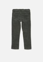 Cotton On - Malik cord pant - khaki