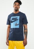 Nike - Tee Nike Air Fence photo - blue