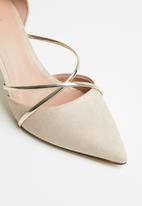 Call It Spring - Tregarthen mid heel - neutral