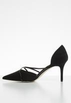 Call It Spring - Tregarthen mid heel - black