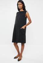 edit Maternity - Tunic dress - black