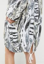 Revenge - Printed tunic dress - multi