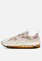 Nike - W Air Max 97 SE - LT Orewood / White / Laser Orange