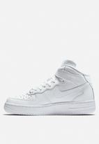 Nike - Air force 1 mid bg - white