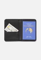 Typo - Passport holder - dusty pink