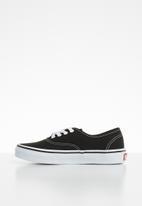 Vans - Authentic sneaker - black