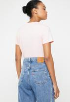 Levi's® - The perfect sportswear tee - pink