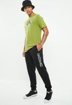 KAPPA - Kappa soccer wincy trackpant - black