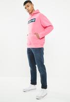 Levi's® - Oversized graphic hoodie boxtab po - pink