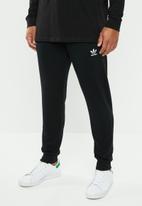 adidas Originals - Trefoil pant - black & white