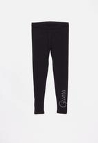 GUESS - Teens basic legging - black