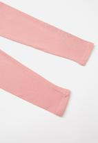 GUESS - Teens basic legging - pink