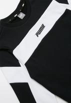 PUMA - Rebel crew sweat - black