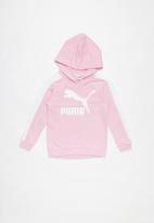 PUMA - Classics hoodie - pink