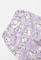 POP CANDY - Flannel sheep pyjamas - purple