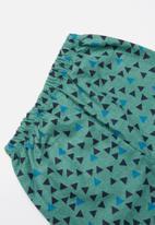 POP CANDY - Flannel triangles pyjamas - grey