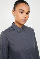 AMANDA LAIRD CHERRY - Zinhle tunic dress - grey