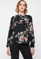 ONLY - Malory printed blouse - multi