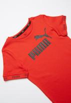 PUMA - Amplified tee - red