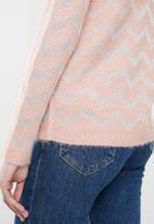 Vero Moda - Long sleeve knit - pink