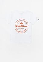 Quiksilver - Secret ingredient youth tee - white