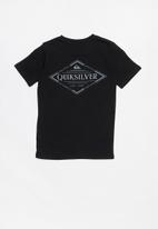 Quiksilver - Vibed short sleeve youth tee - black