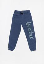 Quiksilver - Trackpant screen youth - blue