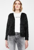 Vero Moda - Long sleeve cardigan - black