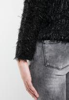 Vero Moda - Long sleeve cardigan - black