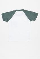 Superbalist - 2 pack raglan tee - multi