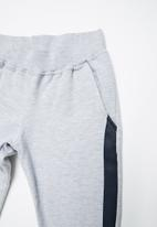 Rebel Republic - 2 Pack sweat pants - grey & navy