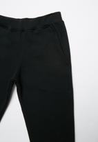 Rebel Republic - 2 Pack sweat pants - black & charcoal