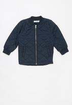 name it - Manni quilt jacket - navy