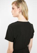 Vero Moda - Sorona jumpsuit - black