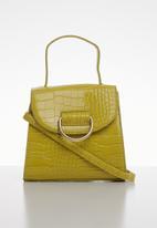 Superbalist - Nadine crossbody bag - yellow