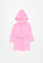 POP CANDY - Fleece gown - pink