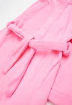 POP CANDY - Fleece gown - pink