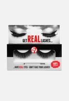 W7 Cosmetics - Get real lashes - hl01