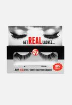 W7 Cosmetics - Get real lashes - hl04